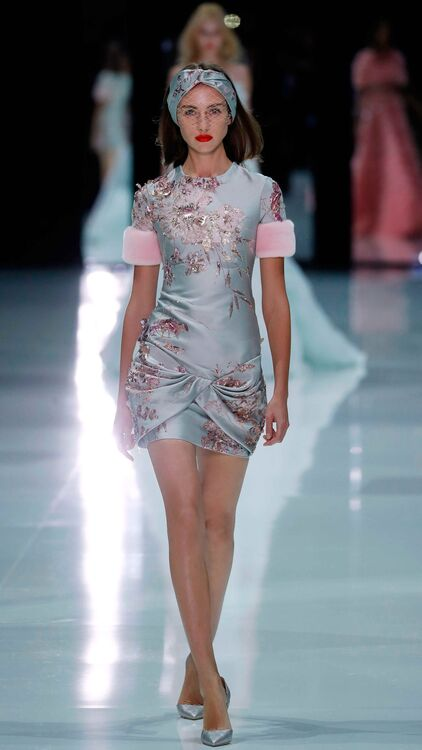 Tamara Ralph On The Decorative Origins Of Her Ralph & Russo Couture Designs