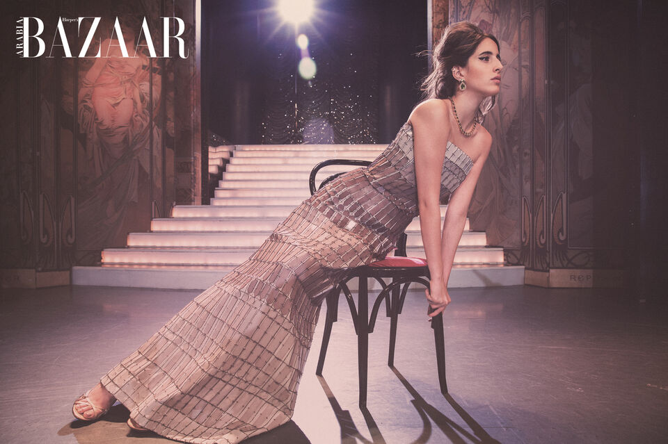 July Cover: The Unique Beauty Of Saudi's First Couture Model
