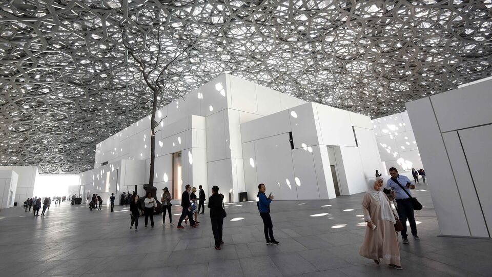 The World's Most Expensive Painting Is Going On Display At Louvre Abu Dhabi
