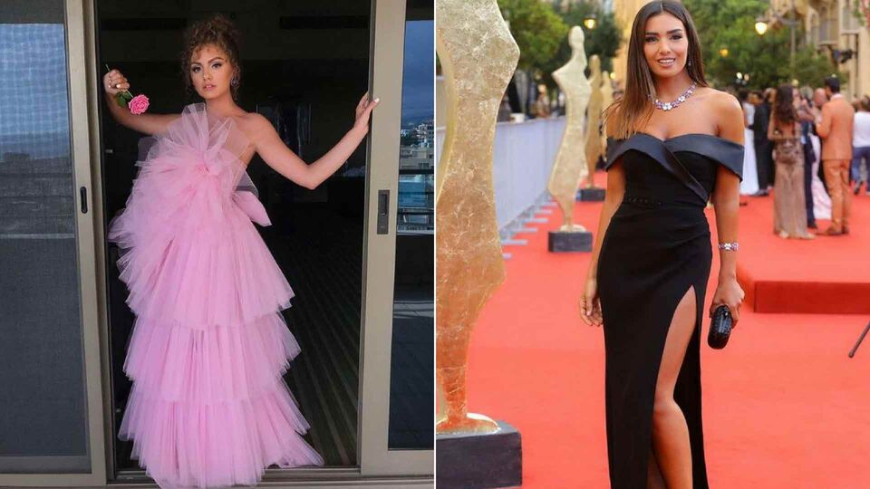 Pictures: 7 Best Dressed At the Beirut International Awards Festival