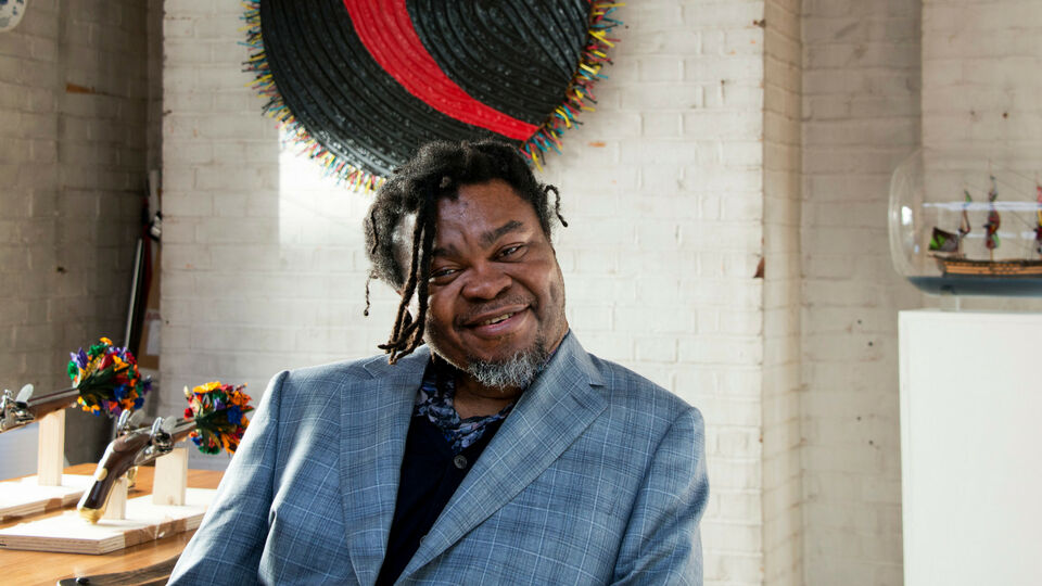 Yinka Shonibare In The Midst Of Colliding Cultures