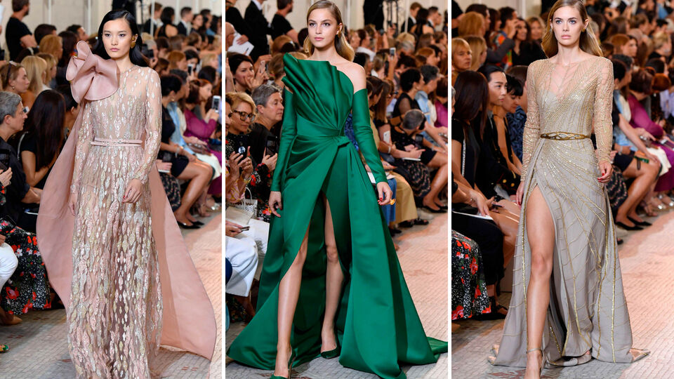 WATCH: Live Stream Elie Saab's Spring/Summer 2019 Show In Paris