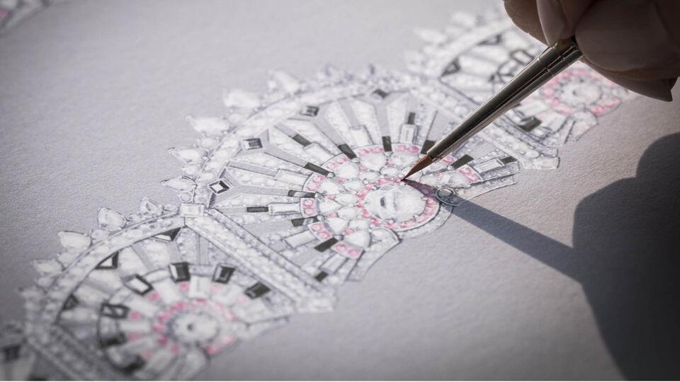 Van Cleef & Arpels Reinterprets Fairytales For New High Jewellery Collection
