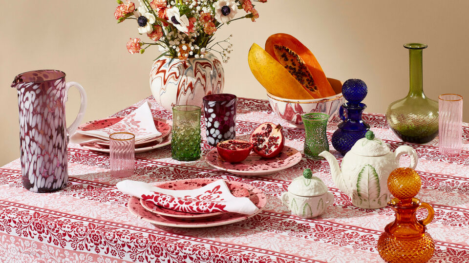 Moda Operandi And Cabana's Latest Tableware Redefines The Art Of Dining