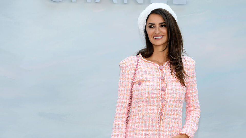 Penelope Cruz Is The New Face Of Chanel