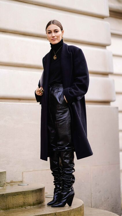 Pinterest-Worthy Street Style From Paris Haute Couture Week