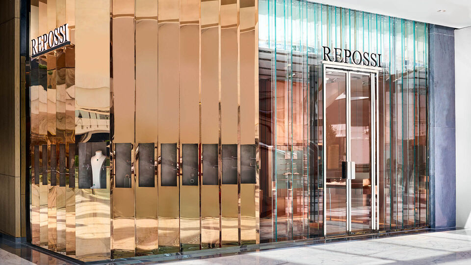 Repossi Is Now Open In The Dubai Mall