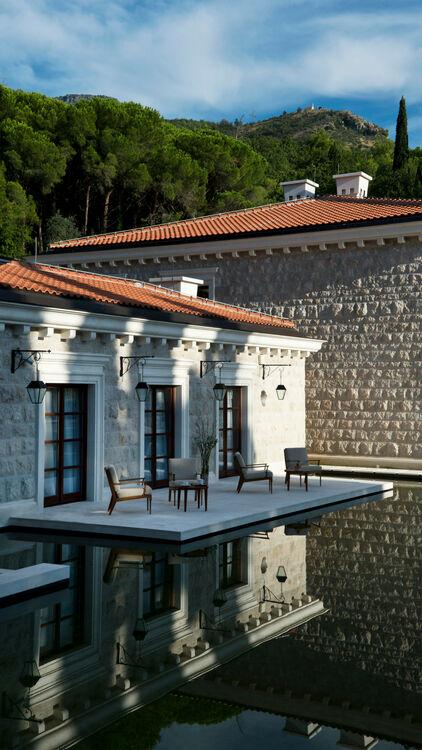 Vacation Hideaway: Aman Sveti Stefan Hotel