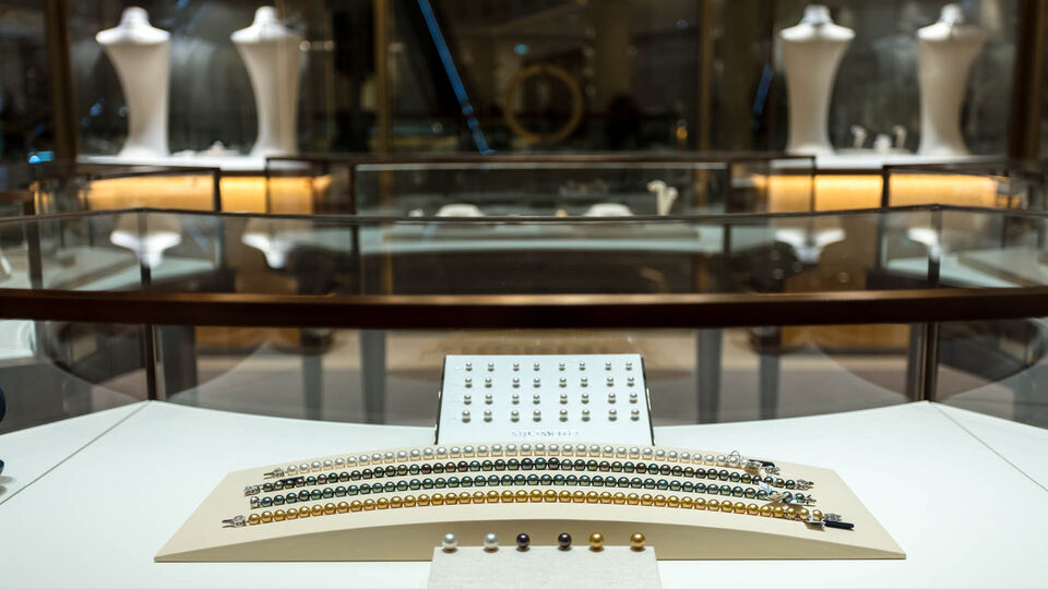 See Inside: The New Mikimoto Boutique At The Dubai Mall