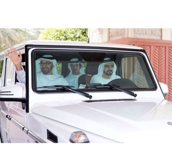 Sheikh Mohammed Turns 70