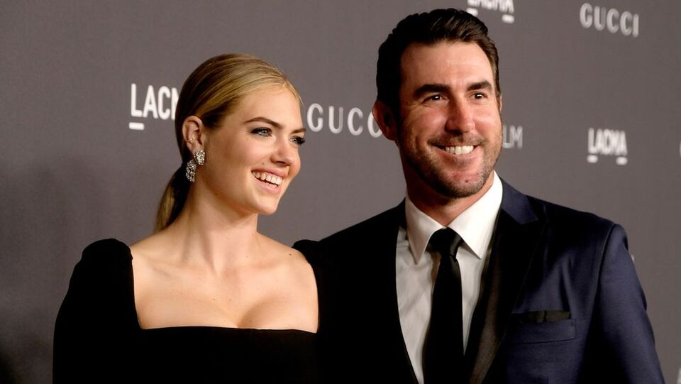 Kate Upton Is Expecting Her First Child With Husband Justin Verlander