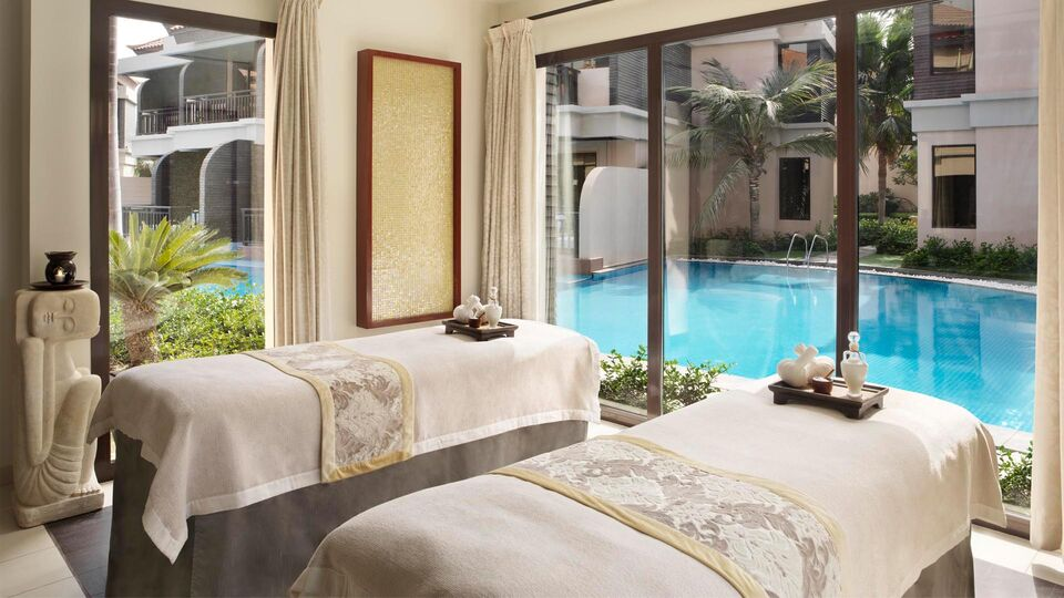 In Review: Anantara Spa, The Palm Jumeirah