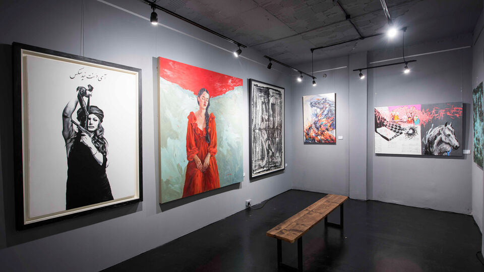 Iranian-Focused CAMA Gallery Opens New Space In London With Aims To Educate The Masses