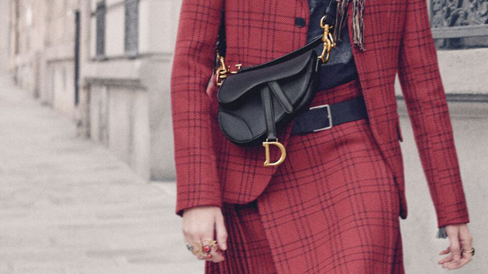 Dior Has Brought Back Its Iconic Saddle Bag