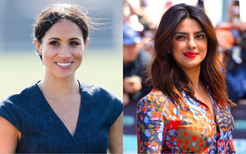 Could The Duchess Of Sussex Be Priyanka Chopra's Bridesmaid?