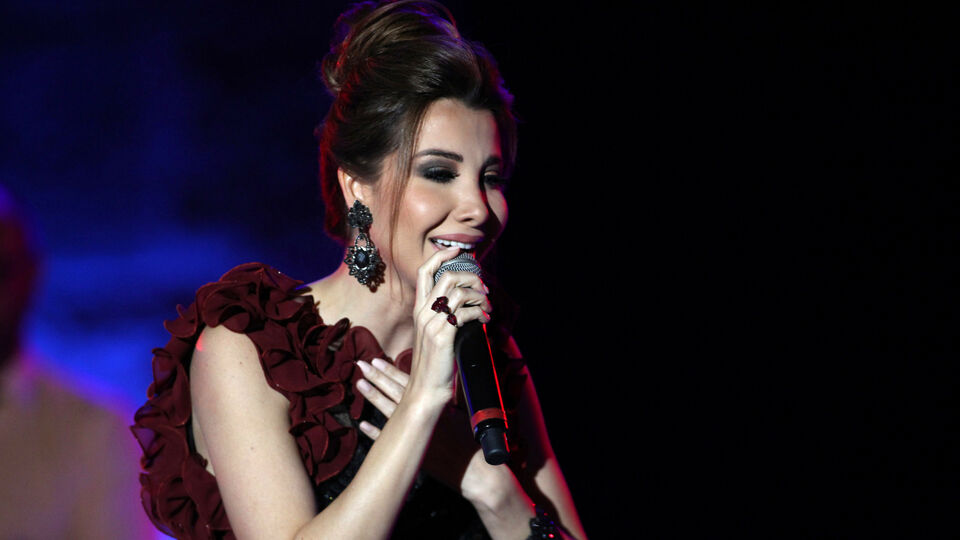 Nancy Ajram Announces She Is Expecting Her Third Child