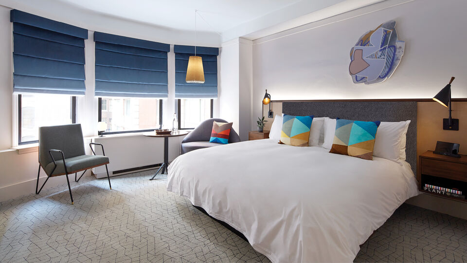 Review: New York City's The James Hotel NoMad Reimagines Effortless Luxury