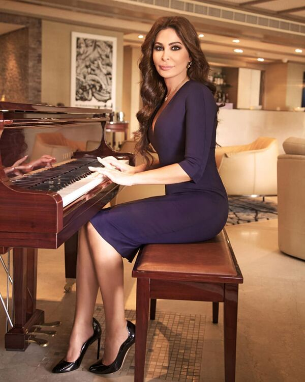 Elissa To Quit Music Saying This Album Will Be Her Last