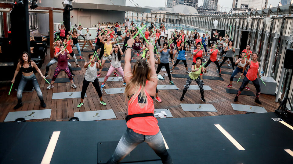 3 Free Fitness Events In Dubai This Weekend That You Don't Want To Miss