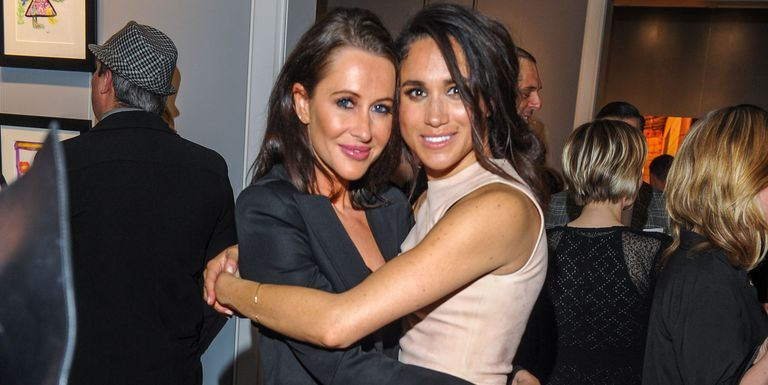 Jessica Mulroney Shared (Then Deleted) A Sweet Meghan Markle Birthday Tribute On Instagram