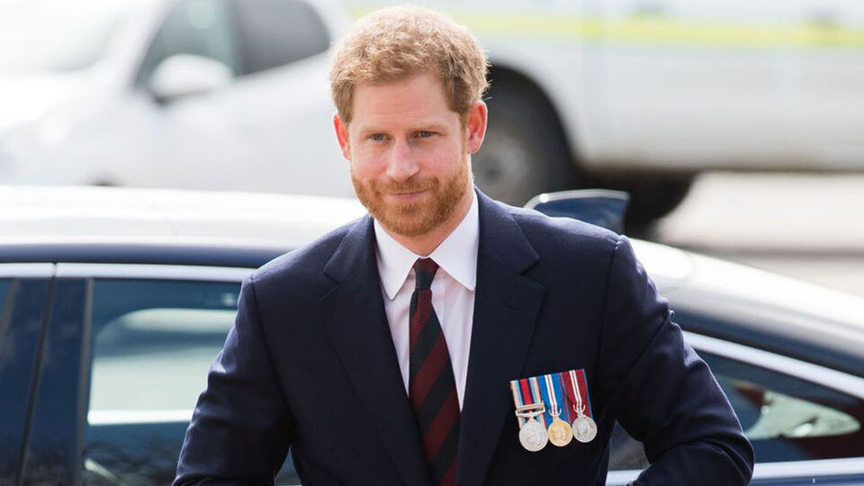 Details Of Prince Harry's Secret Trip To Botswana Have Been Revealed