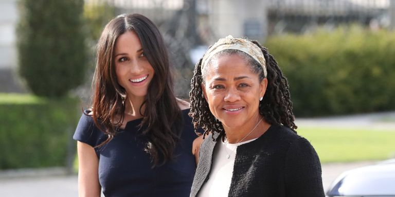 Meghan Markle's Mom Doria Ragland Is Rumored To Be Moving To London Next Month