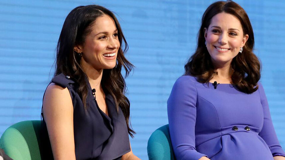 Meghan Markle Once Blogged About Kate Middleton Before Becoming Royal