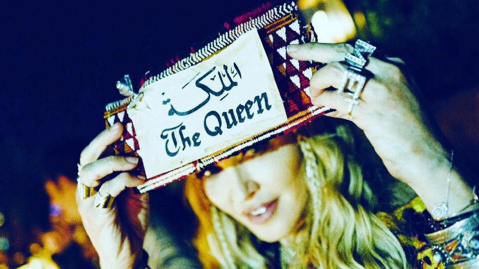 Madonna Celebrates Her 60th Birthday In Morocco