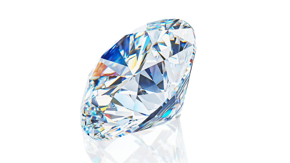 Mouawad Just Bought A Diamond That Weighs Over 50 Carats