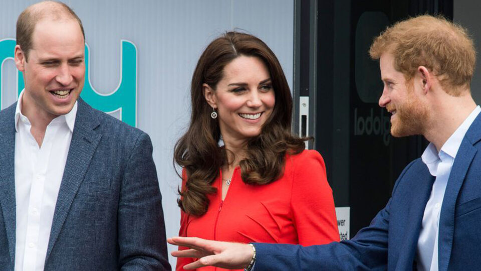 Prince Harry Has A Sweet Nickname For His Sister-In-Law Kate Middleton