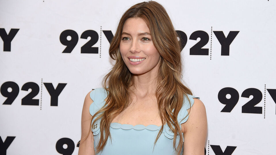 Jessica Biel Just Treated Us To Two Summery Elie Saab Outfits In One Weekend