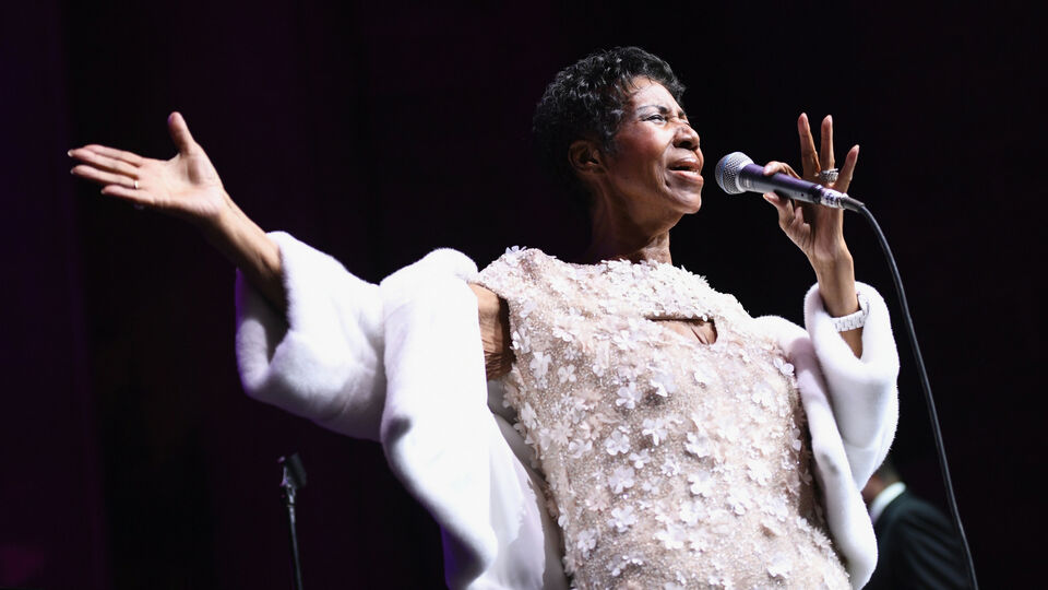 Aretha Franklin's Most Unforgettable Performances