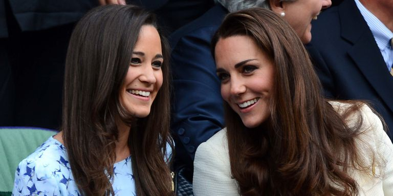 Pippa Middleton Is Copying Sister Kate Middleton When It Comes To Her Baby's Gender Reveal