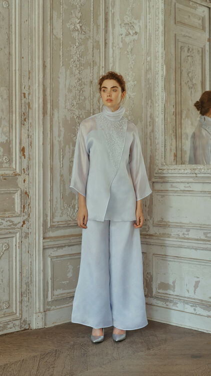 This Emirati Designer Has Just Launched An Eveningwear Label To Love