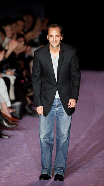 Tom Ford's Most Iconic Fashion Moments Through The Years