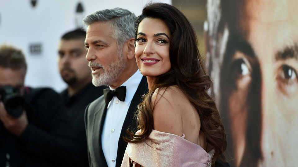 Amal Clooney's Best Beauty Moments