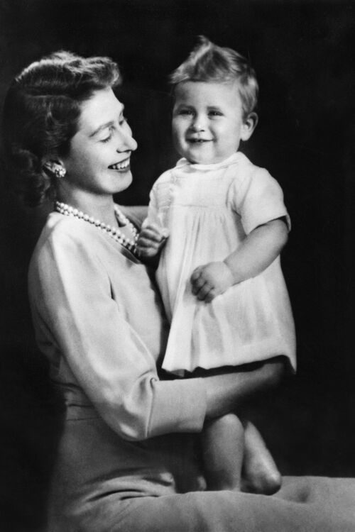 75 Photos Of The British Royal Family As Kids That Will Make Your Heart Melt