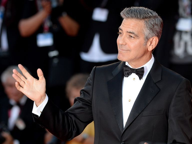 George Clooney Makes Dhs100,200 Every Hour