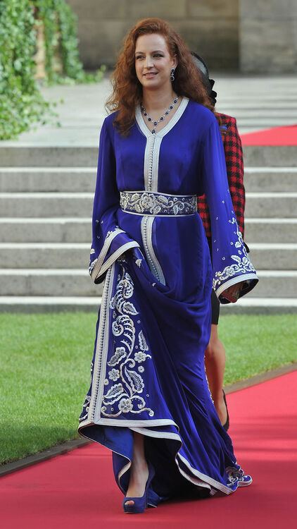 The Timeless Elegance Of Princess Lalla Salma