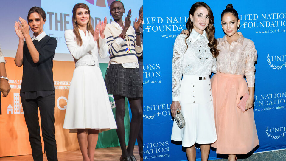 48 Of Our Favourite Queen Rania Moments