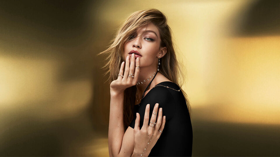 Gigi Hadid's Second Jewellery Collection For Messika Is Here