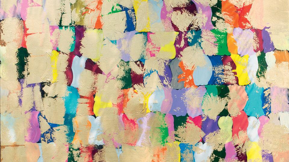 Lebanese Artist Rowaida Hakim Explains Her Love Of The World Through Painting