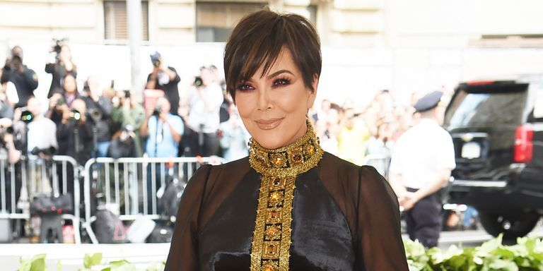Kris Jenner's Humongous Closet Is The Craziest Thing You'll See Today