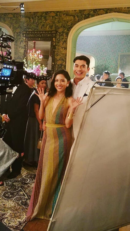 All The Fashion In 'Crazy Rich Asians'