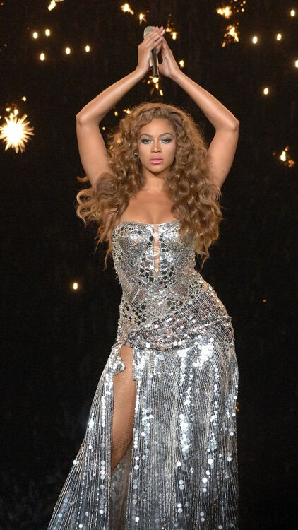 Beyonce's Latest Outfit Is Accessorized With A Bag From This Dubai Designer