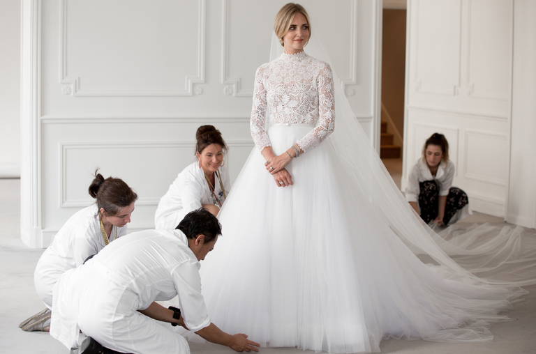 Wedding Dresses Are About To Be Taxed And It Might Have A Serious Effect On The Bridal Industry