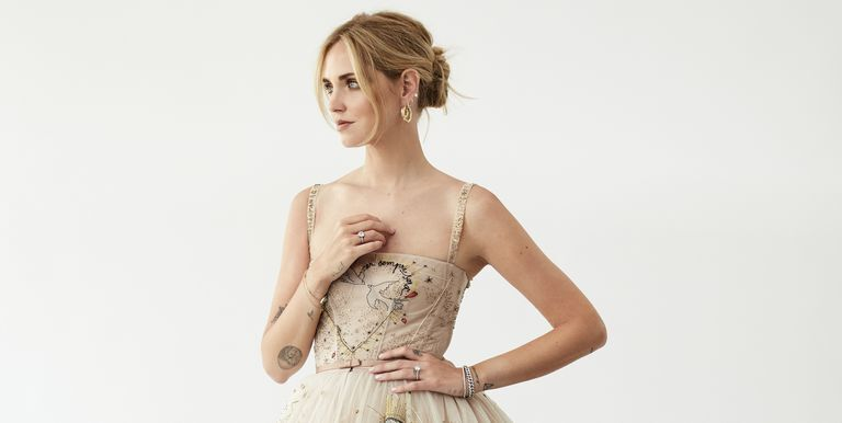Exclusive: Inside The Dior Atelier For The Making Of Chiara Ferragni's 3 Wedding Dresses
