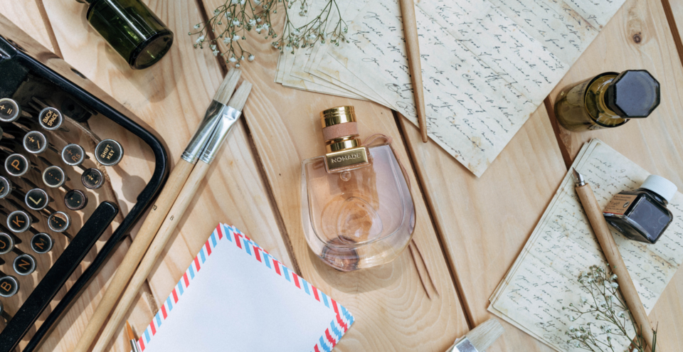 Chloé's Dreamy New Nomade Fragrance Is For The Free Spirits