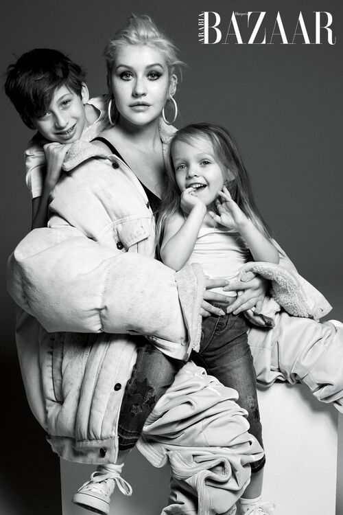 Bazaar Icons 2018 : The First Families of Music By Carine Roitfeld