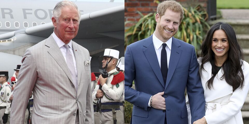"""Prince Charles Reportedly Thinks Meghan Markle Is """"The Best Thing"""" That Happened To Prince Harry"""